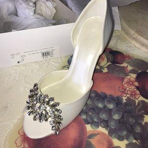Jenny Packham Shoes - BRAND NEW bridal heels size 7.5