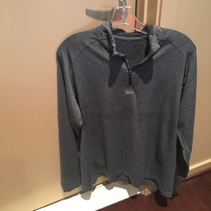 lululemon athletica Other - Men's size L lululemon 1/2 zip hoodie