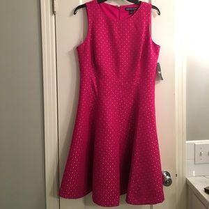 American Living Dresses & Skirts - Raspberry Skater Dress