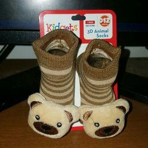Other - cute animal dog socks newborn