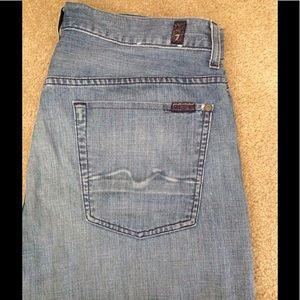7 For All Mankind Other - 7 for All Mankind men's 36