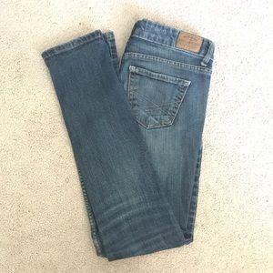 NWOT Aeropostale Low Rise Jeans 0 SHORT