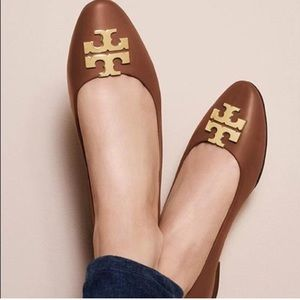 Tory Burch Shoes - Tory Burch Raleigh Flats- Like New!