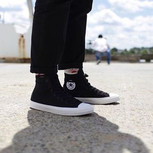 CONVERSE CHUCK TAYLOR ALL STAR II HIGH SNEAKERS