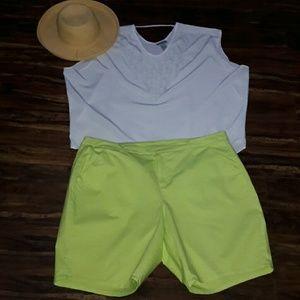 Lane Bryant Pants - Lane Bryant Plus-Size Bermuda Shorts