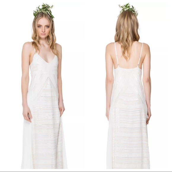 Anthropologie Wedding Gown: 48% Off Anthropologie Dresses & Skirts