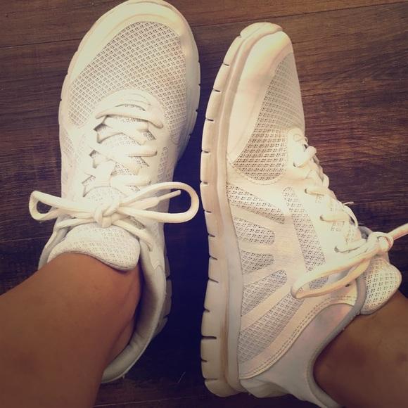 Champion Shoes | White Champion Tennis