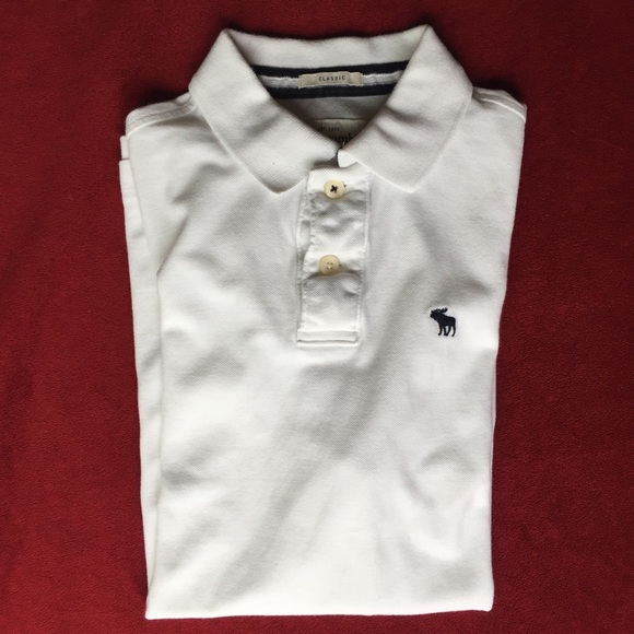 66726864a Abercrombie & Fitch Shirts | Abercrombie Fitch Polo Shirt | Poshmark