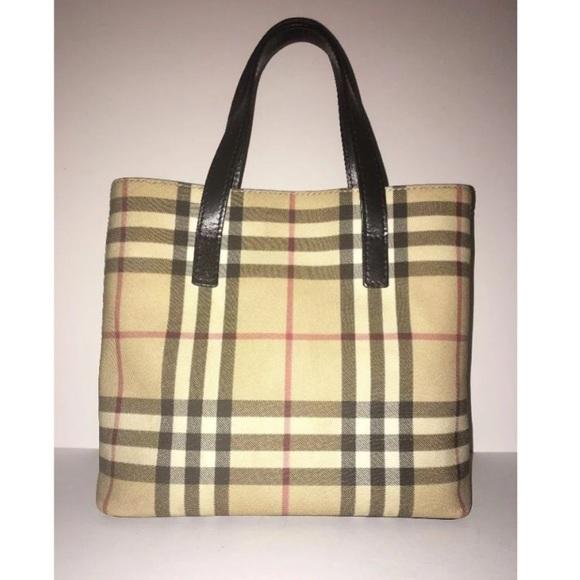 80 off burberry handbags burberry london pvc nova check