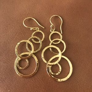 Argento Vivo Jewelry - Argento Vivien Gold earrings excellent quality