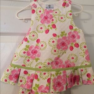Florence Eiseman Other - 🌸 adorable girls summer dress set size 18 months