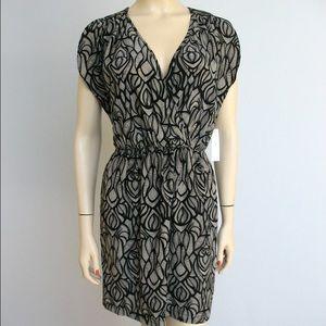 Akiko Dresses & Skirts - Akiko Silk Tribal pattern dress as Medium