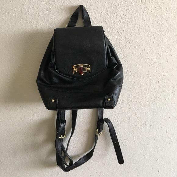 e40a2205834c Handbags - Small Merona Faux Leather backpack