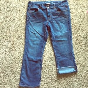 American Eagle Outfitters Denim - Cropped Jean