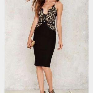Nasty Gal Dresses & Skirts - Nasty Gal Lace For Words Dress by Luxxel