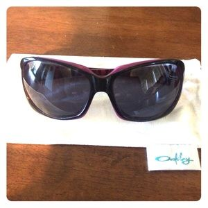 Oakley Accessories - Oakley Scripts. Black and purple.