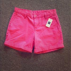 Gap shorts - girls