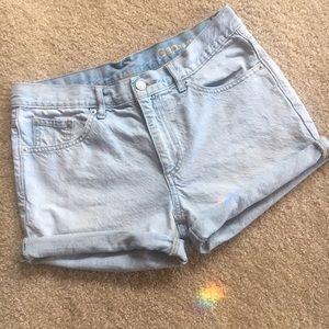Short, 100% Cotton Jeans Vintage Inspired GAP
