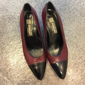 Chaussures Givenchy low heels size 9m
