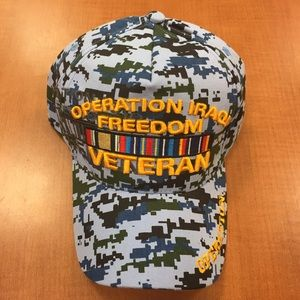 Other - Military Operation Iraqi Freedom Baseball Cap