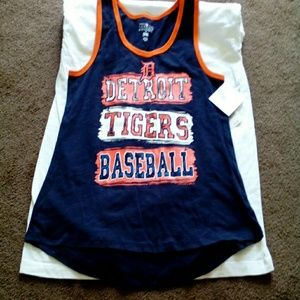 Detroit Tigers  Girls Tank Top HOST PICK