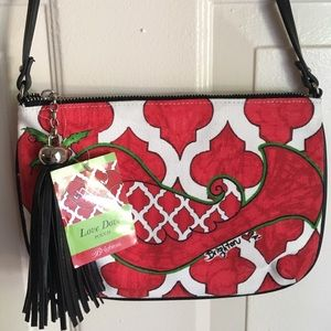 Brighton Handbags - Brighton Love Dove Pouch Crossbody