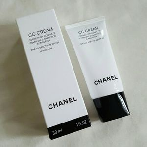 CHANEL Other - NIB CHANEL cc cream 32 beige rose