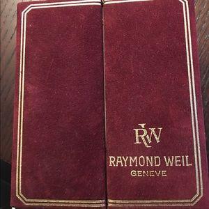 Raymond Weil Accessories - Raymond Weil Swiss Made Vintage Ladies Gold Watch