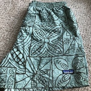 Patagonia Other - Vintage Men's Patagonia Shorts/Swim XL Patterned