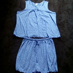 croft & barrow Other - Croft & Barrow Shorty pajama set