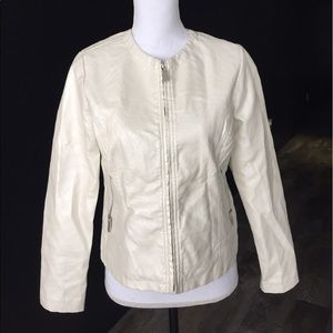 Ashley By 26 International Jackets & Blazers - Miss Ashley 26 international leatherette jacket