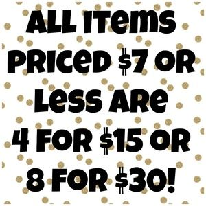 Other - Closet Sale!
