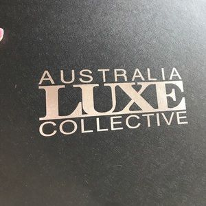 australia luxe collective on poshmark. Black Bedroom Furniture Sets. Home Design Ideas