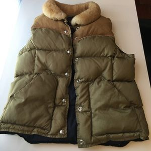 Penfield down vest
