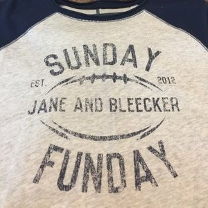 Jane and Bleeker Tops - Sunday Funday Top
