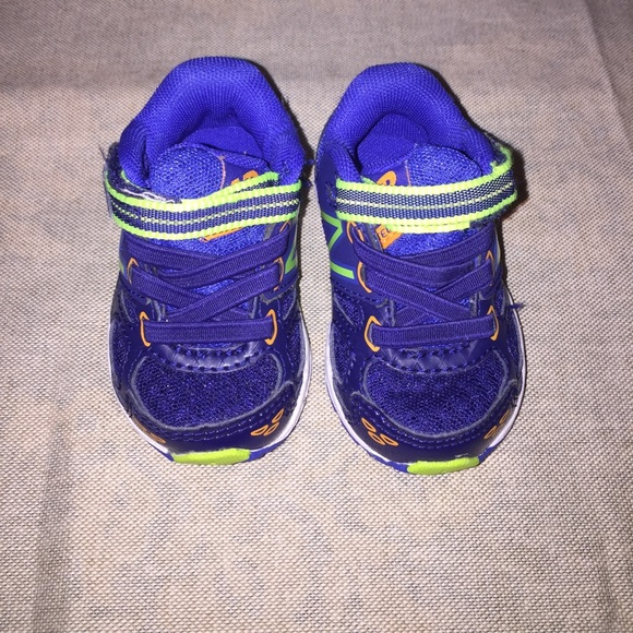 new balance infant new balance shoes size 2 tennis shoes