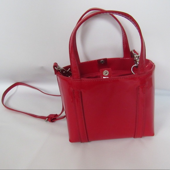 bb0d397b088 Urban Outfitters Bags   Red Patent Crossbody Bag   Poshmark