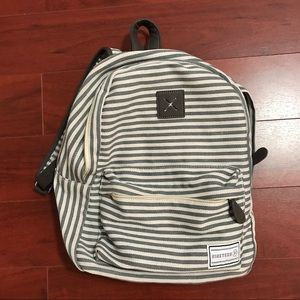 Cotton On Handbags - Cotton On Stripped Backpack