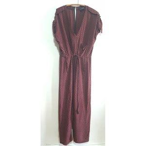 Rachel Comey Pants - Rachel Comey Silk Jumpsuit