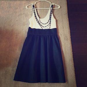 Express Dresses & Skirts - Express tank and denim dress