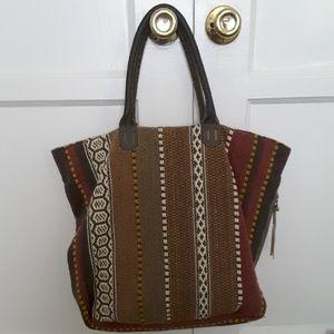 Antik Kraft Handbags - ANTIK KRAFT brand Boho Serape Bag