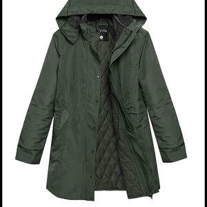 Acevog Jackets & Blazers - Front zipper winter parka