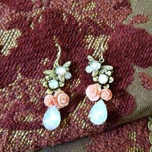 J. Crew Jewelry - Jcrew hanging earrings