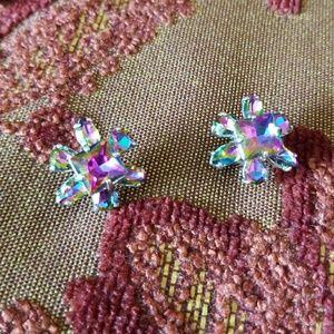 J. Crew Jewelry - Beautiful sparkle earrings j.crew