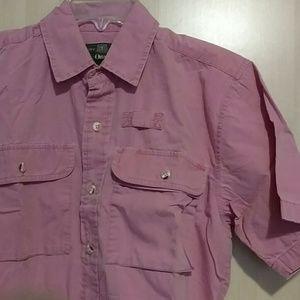 Orvis Other - Short sleeve Orvis shirt Men's small