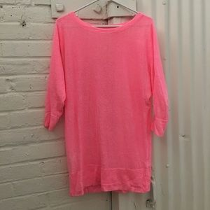 SALE!! Pink Lilly Pulitzer sweater