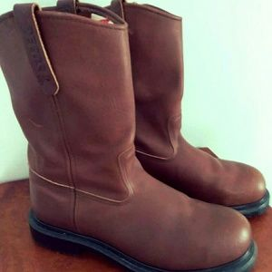 Red Wing Shoes Other - Men's RED WINGS Steal Toe Pecos Boots