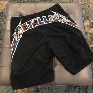 18b0838789 Billabong Swim | Metallica Board Shorts | Poshmark