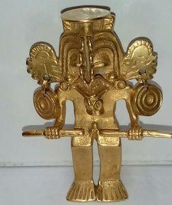 Jewelry - Mayan fertility figure