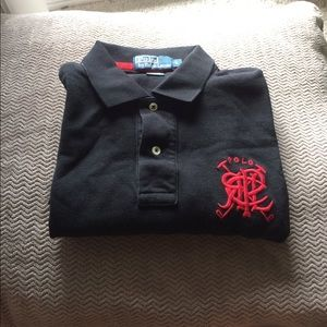 Polo by Ralph Lauren Other - Red and Black Polo